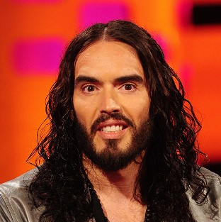 Russell Brand will appear in Love F