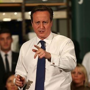 Salisbury Journal: Prime Minister David Cameron will take part in a question and answer session with employees