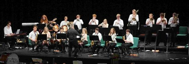Young musicians play to capacity crowd