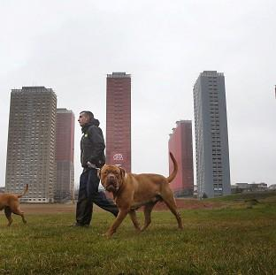 The Red Road flats in Glasgow will be demolished live during the opening ceremony of the Commonwealth Games
