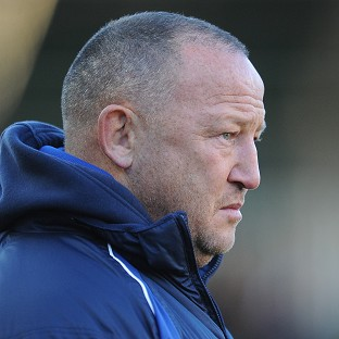 Sale director of rugby Steve Diamond was unimpressed with his front row's efforts against Northampton
