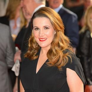 Sam Bailey has explained how she is preparing f