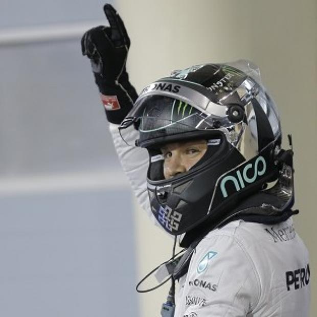 Salisbury Journal: Nico Rosberg will start Sunday's race from pole (AP)