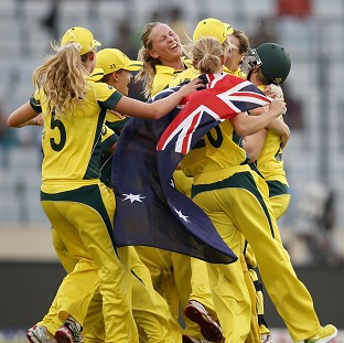Australian retained the trophy for a third time (AP)
