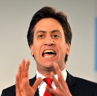 "Salisbury Journal: Ed Miliband is promising to ""reverse a century of centralisation"""