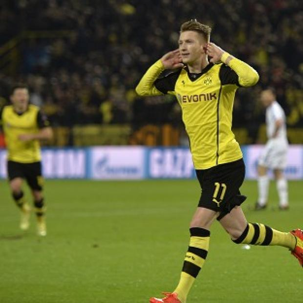Salisbury Journal: Marco Reus bagged a brace for Dortmund (AP)