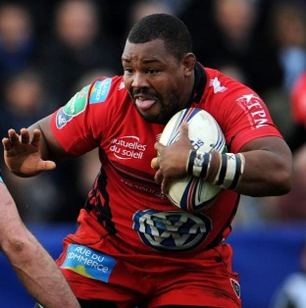 Salisbury Journal: Steffon Armitage has been in outstanding form for Toulon