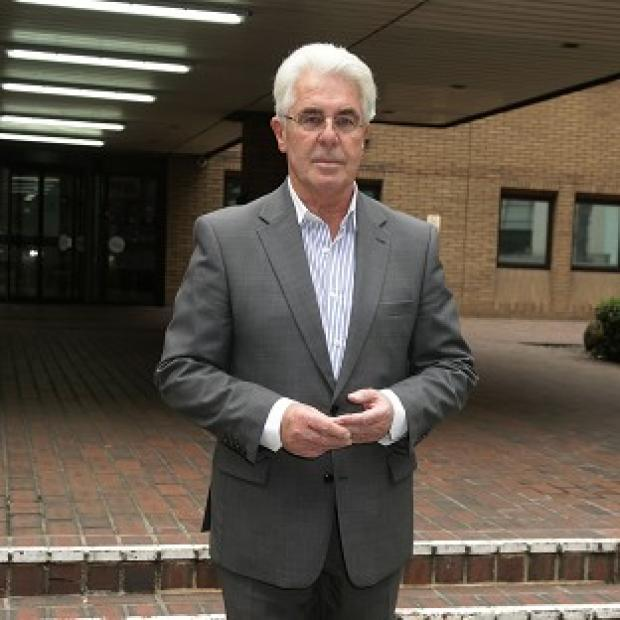 Salisbury Journal: Max Clifford leaving Southwark Crown Court in London as his trial continues