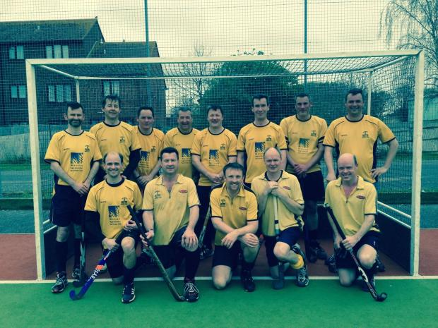 Masters cup for Salisbury veterans