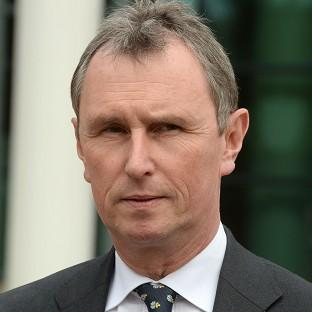 Salisbury Journal: Former Commons deputy speaker Nigel Evans speaks outside Preston Crown Court after he was found not guilty of nine charges after a five-week trial