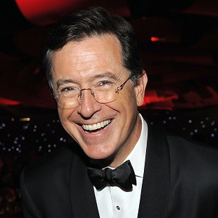 Stephen Colbert will