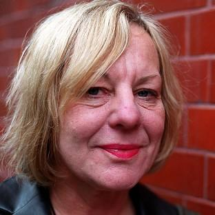 Author Sue Townsend, most famous for her Adrian Mo