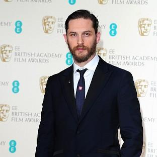 Tom Hardy doesn't think of himself as being very manly