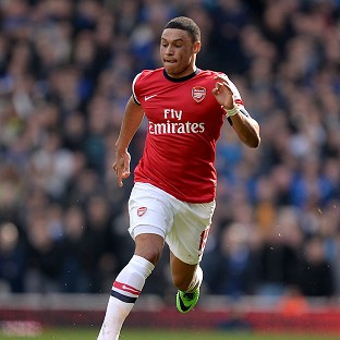 Alex Oxlade-Chamberlain wants to win trophies at Arsenal