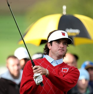 Bubba Watson is targeting a first Ryder Cup victory