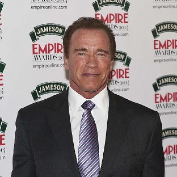 Salisbury Journal: Arnold Schwarzenegger still enjoys doing his own stunts