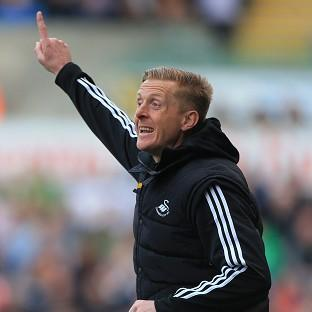 Swansea are battling to stay in the Premier League under head coach Garry Monk