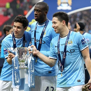Manchester City's players are the highest-paid in world sport, according to a survey