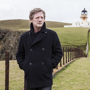 Douglas Henshall stars in crime drama Shetland, which has been renewed for a third series