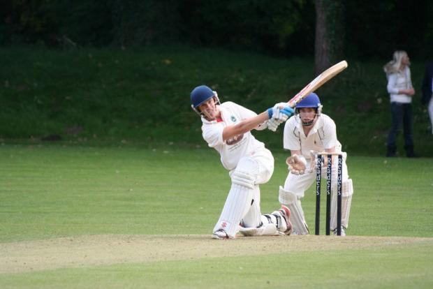 Slow start from Morton's cricketers