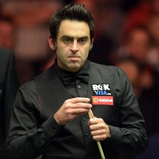 Ronnie O'Sullivan is targeting a sixth world title