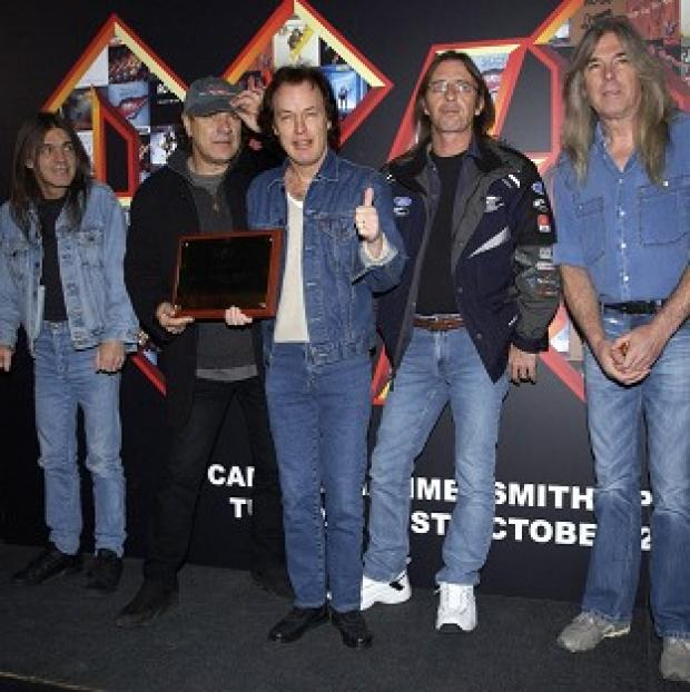 Salisbury Journal: AC/DC will continue to make music without Malcolm Young