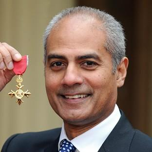 George Alagiah has been diagnosed with bowel cancer