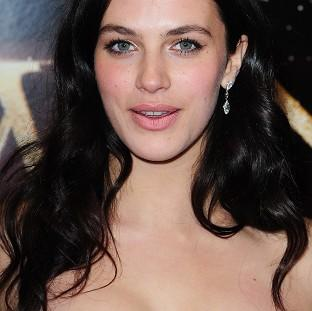 Jessica Brown Findlay stars in the new BBC drama Jamaica Inn