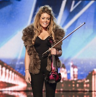 Lettice Rowbotham wowed the Britain's Got Talent judges with her performance