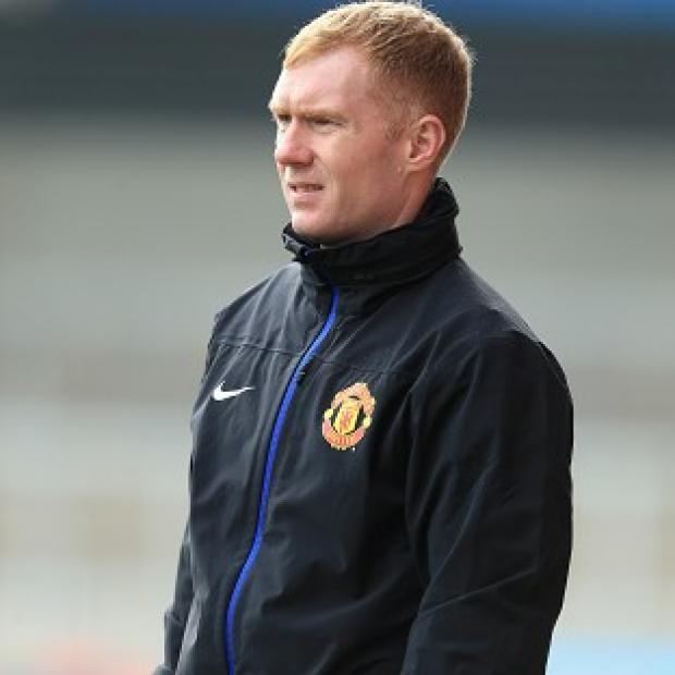Salisbury Journal: Paul Scholes, pictured, has joined Ryan Giggs' coaching team