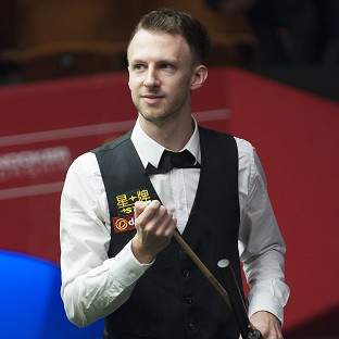 Judd Trump, pictured, was not at his best during his victory over Tom Ford
