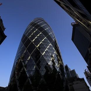Salisbury Journal: The Gherkin was designed by architect Lord Norman Foster