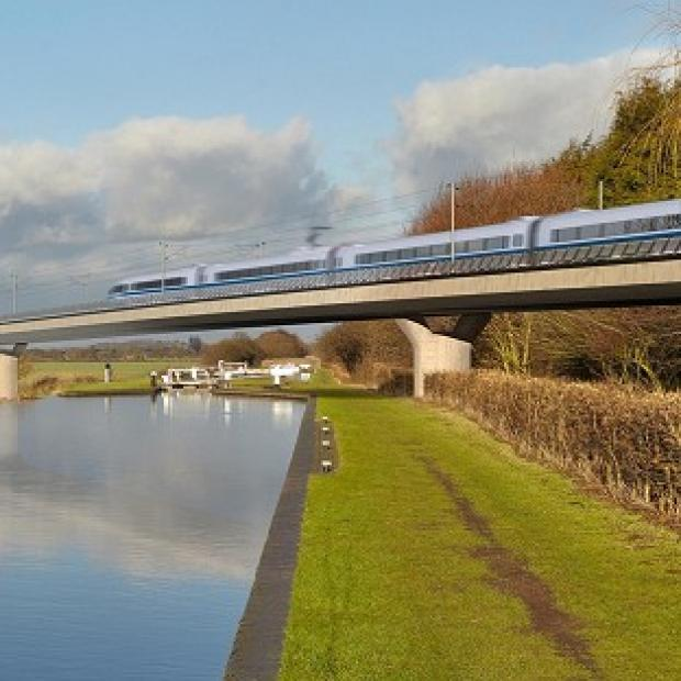 Salisbury Journal: Around 500 wildlife sites will be affected if the proposed HS2 rail link goes ahead, wildlife campaigners say