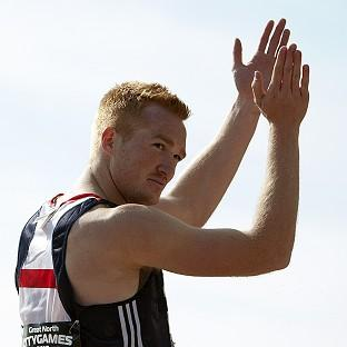 Greg Rutherford set a new British record in California on Thursday