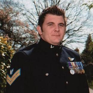 Salisbury Journal: Corporal James Walters of the Army Air Corps who was one of five service personnel that died when a Lynx helicopter crashed in southern Afghanistan