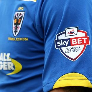 AFC Wimbledon fielded an ineligible player in their clash with Cheltenham