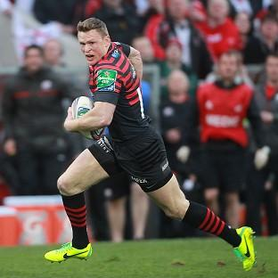 Chris Ashton has been overlooked for England duty this year