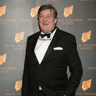 Stephen Fry has received his first Tony nomination