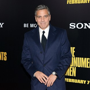 George Clooney is getting married