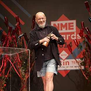 Michael Eavis wouldn't be drawn on the third headline act for Glastonbury 2014
