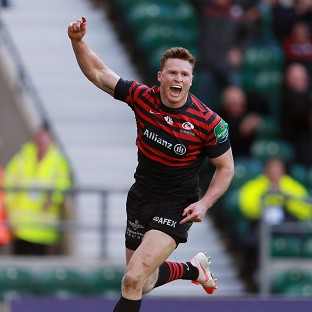 Chris Ashton, pictured, is back in contention for an England recall according to Danny Care