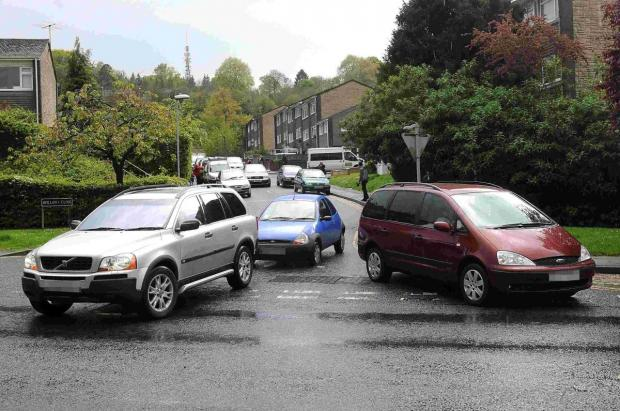 Harnham school traffic could mean road closure