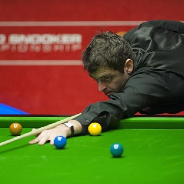 Salisbury Journal: Ronnie O'Sullivan completed an easy victory on Wednesday