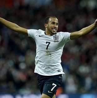 Andros Townsend played a key role as England qualified for the World Cup in October