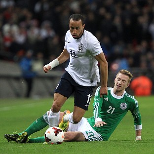 Andros Townsend's season is over and he will miss this summer's World Cup