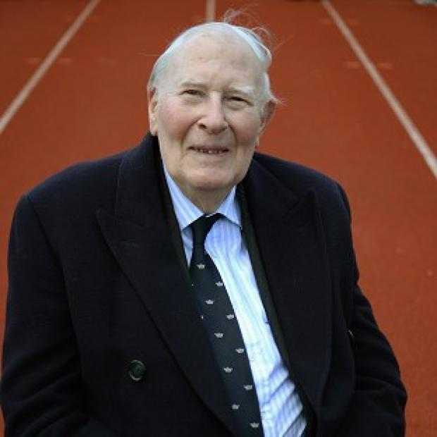 Salisbury Journal: Sir Roger Bannister has revealed he is suffering from Parkinson's disease