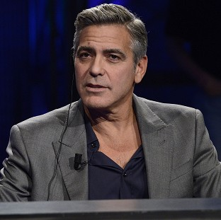 George Clooney is engaged to British lawyer Amal Alamudd