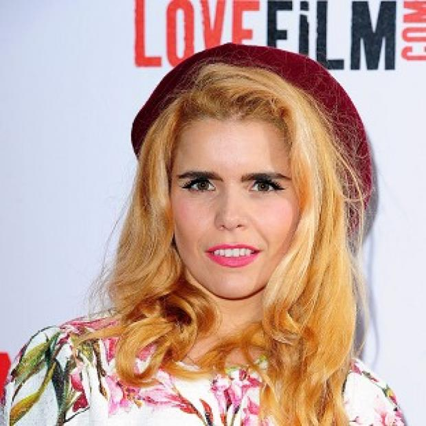 Salisbury Journal: Paloma Faith apologised for giving her friends food poisoning