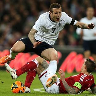 Salisbury Journal: Arsenal midfielder Jack Wilshere is recovering from a foot injury suffered while playing for England