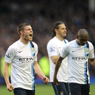 James Milner says he and his Manchester City team-mates are not looking beyond their next match